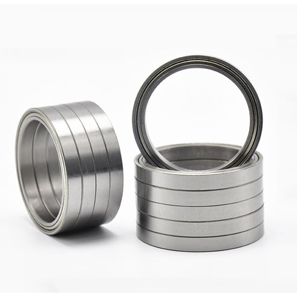 1-5pcs 6800 6801 6802 6803 6804 6805 6806 6807 6808 6809 6810 ZZ RS Rubber Sealed Deep Groove Ball Bearing Thin-walled Bearing