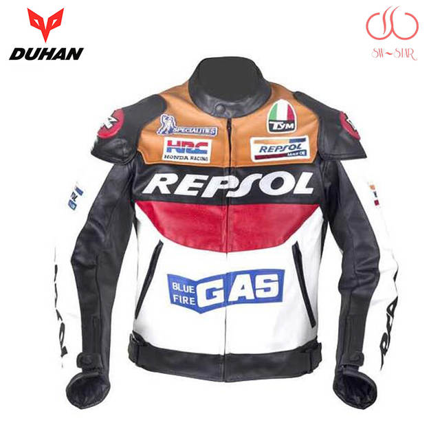 16OFF clothorangeblue in Jackets Motocross jackets XXL leather racing Jackets 28 Oxford Duhan US77 M Repsol from PU color Repsol motorbike jSpqULMVGz