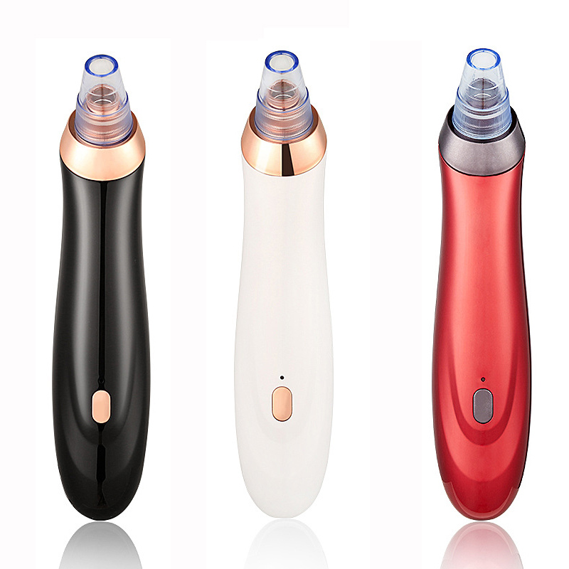 Blackhead Remover Skin Care Tool Face for Deep Pore Acne Pimple Vacuum Suction Facial Diamond Beauty Tool Dropshipping Discounte