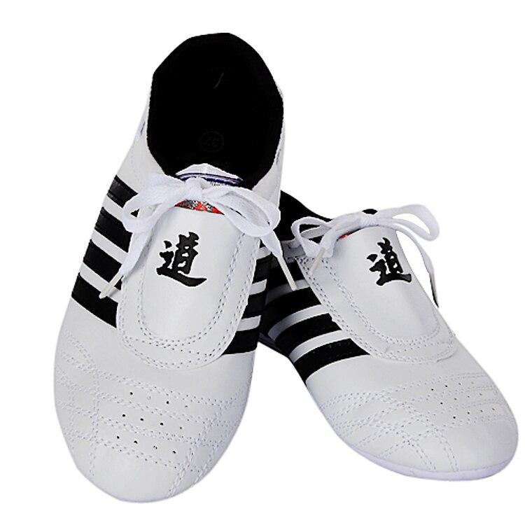 Классическая обувь для тхэквондо Geminbowl, для мужчин и женщин, для тренировок, для взрослых, Kongfu, для детских единоборств