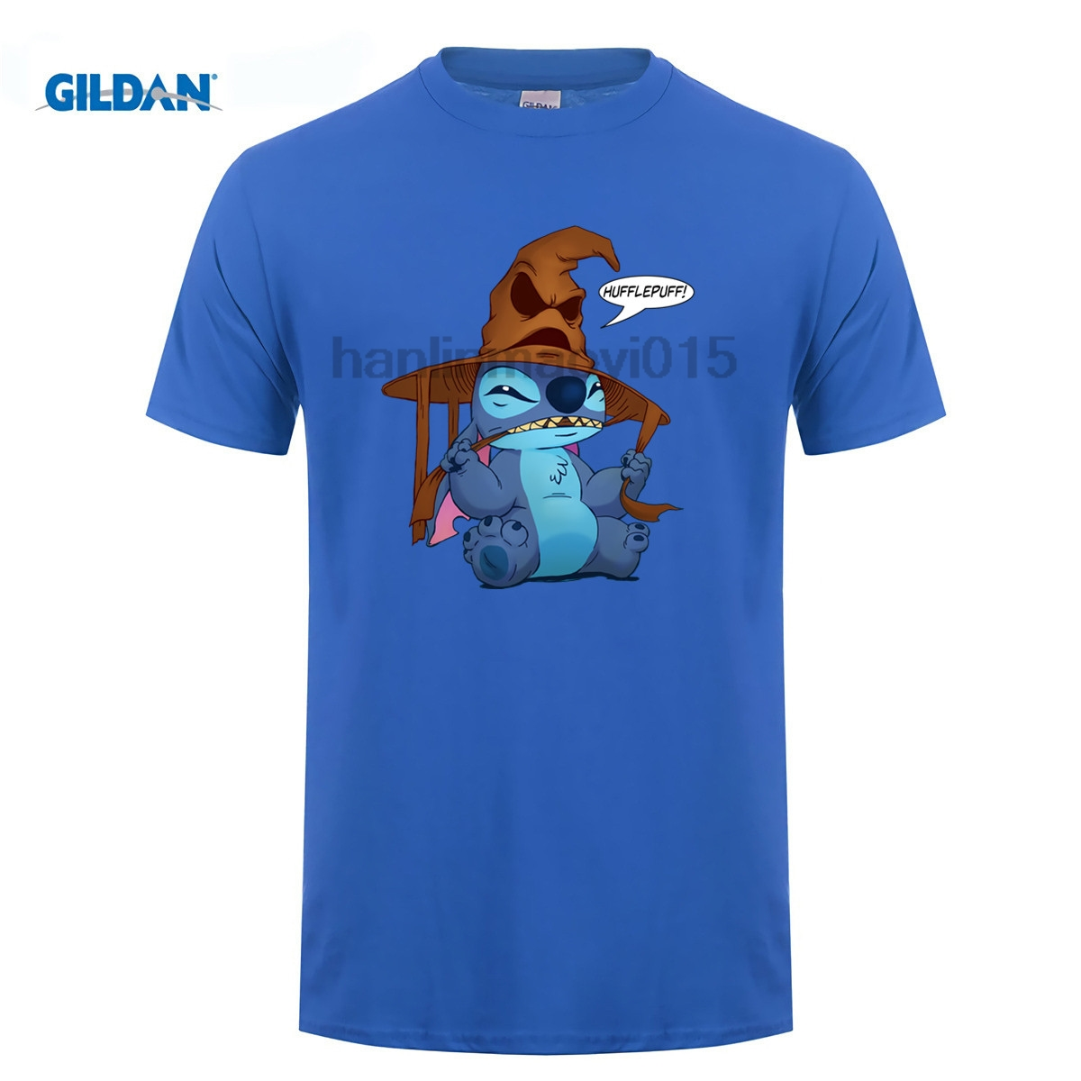 GILDAN 100% Cotton O-neck printed T-shirt Sorting a Stitch T-Shirt ...