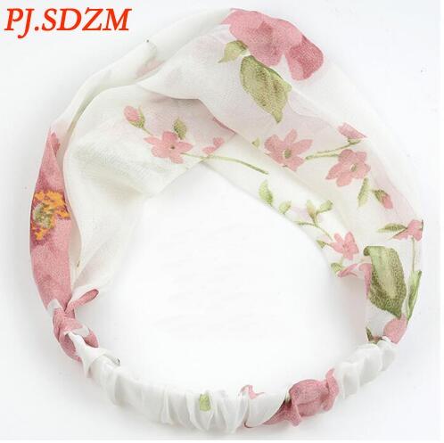 PJ.SDZM Girlfriend Sweet Headband Korean Simple Hair Decoration Headwear Super Cute Headbands Many Colors