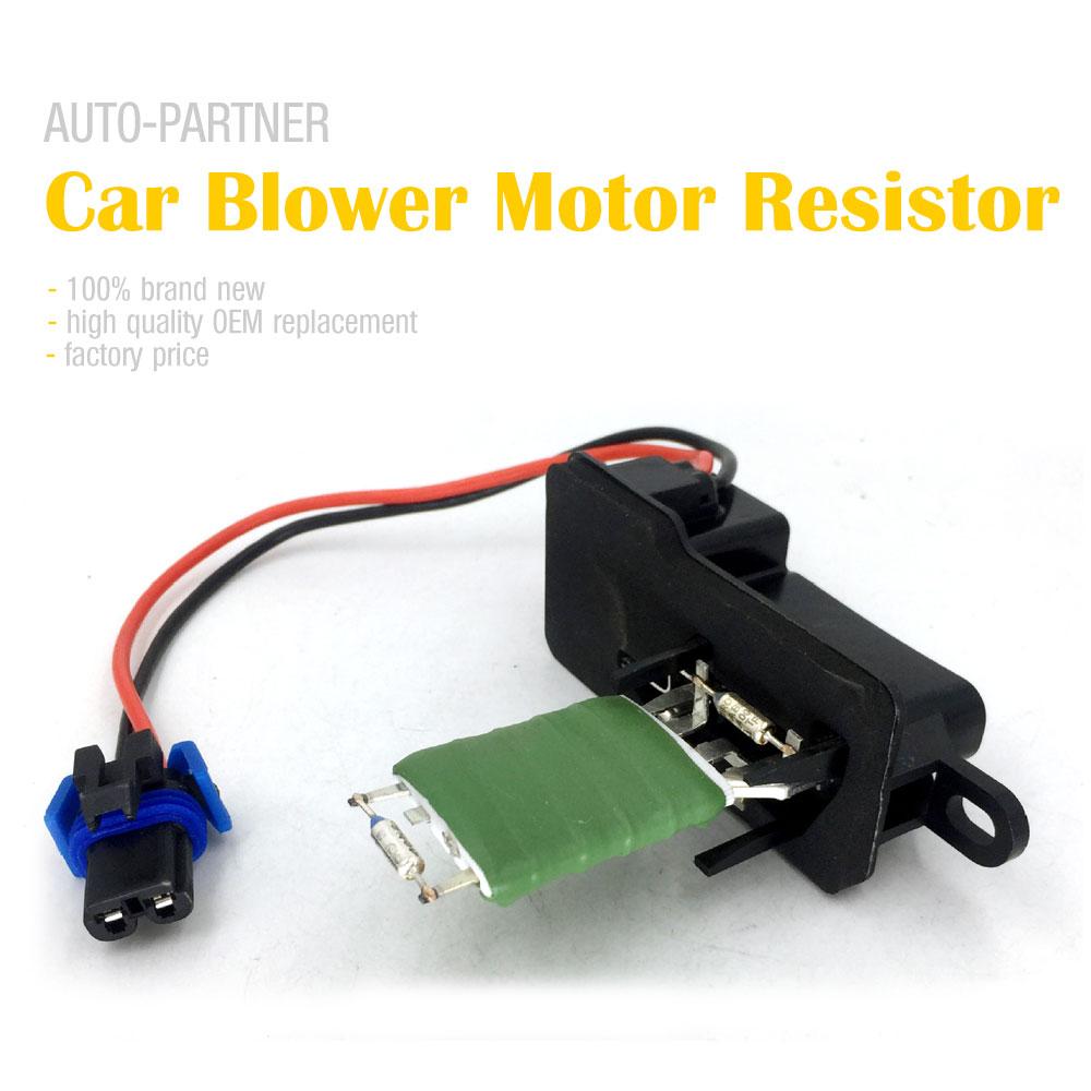 Car Blower Motor Resistor Replacement For Gmc Safari Chevy