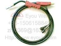 Co2 tocha de soldagem de gás 350amp 3 m cabos (cerca de 10 pés) para panasonic 350a mig/mag máquina