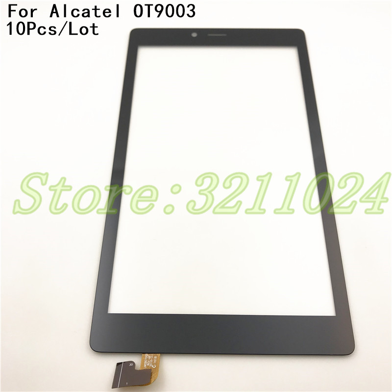 10Pcs/Lot 100% Tested For Alcatel One Touch Pixi 4 7.0 9003 OT9003 9003A 9003X Touch Screen Digitizer Front Glass Panel Sensor image