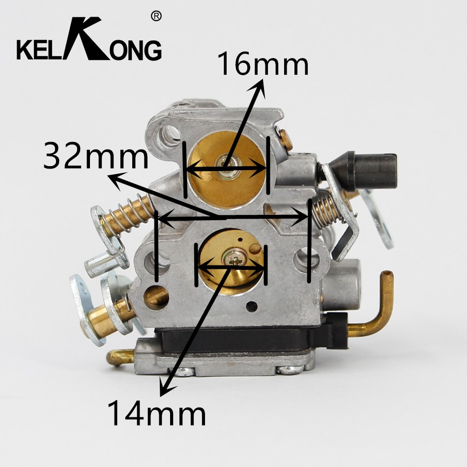 KELKONG Carburetor For Husqvarna 235 240 235e 236 236e 240e Jonsared CS2238 CS2234 RedMax GZ380 574719402