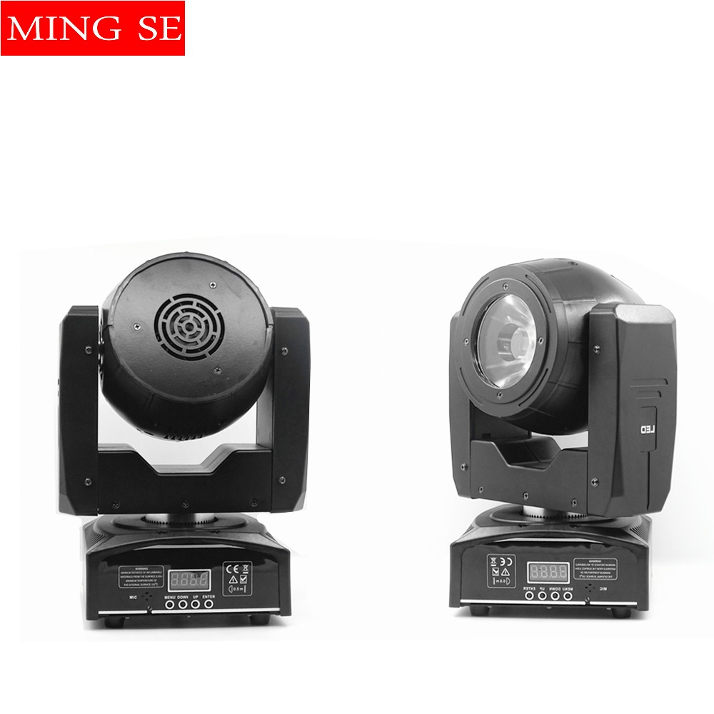 60W LED Beam Moving Head Light Spot Light with Rotation Function for DJ Disco Stage Projector Dmx 7/16 Channels Stage Light LED