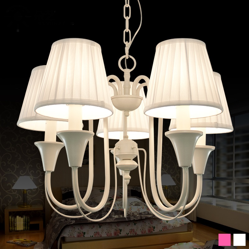 Multiple Chandelier Fashion brief rustic lighting iron lamps living roon sleep roon Living room dining room lightingZX144 LU1019 van roon статуэтка