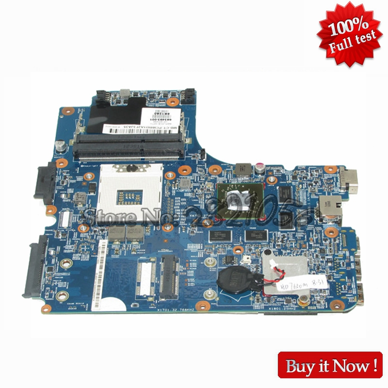 NOKOTION For HP ProBook 4440s 4441s 4540s Laptop mainboard 683493-001 HM76 DDR3 HD 7650M Video Card 100% test недорого