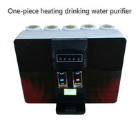 tap water filter water purifier Activated Carbon + Ultrafiltration Desktop Direct Drink 5 stage water filter alkaline