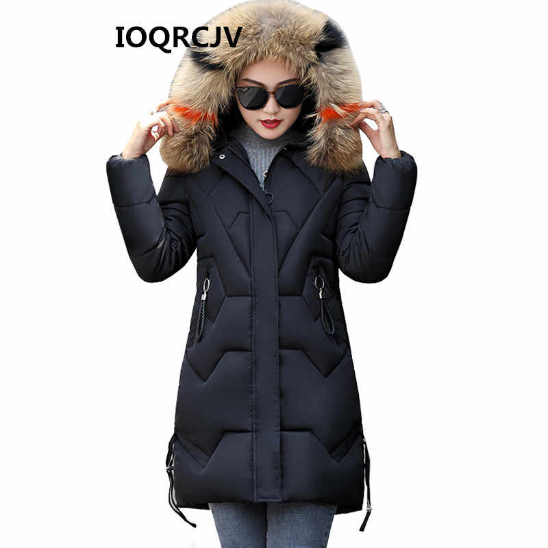 113589b41 Detail Feedback Questions about New 2018 Winter Down Cotton Jacket ...