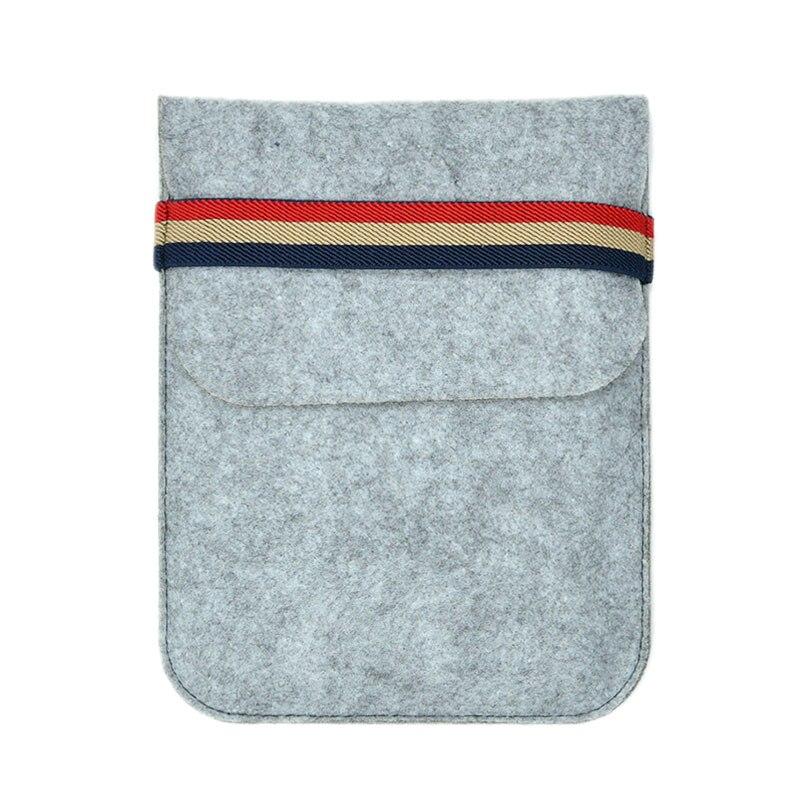 """Housse de poche à manches Ultra légère, étui en feutre de laine pour livre électronique Kindle Paperwhite4 Voyage/Kindle 7Gen/8Gen 6"""""""