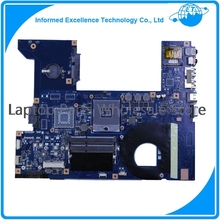 Free shipping For ASUS A25 Latop Motherboard Mainboard 100%tested&fully work