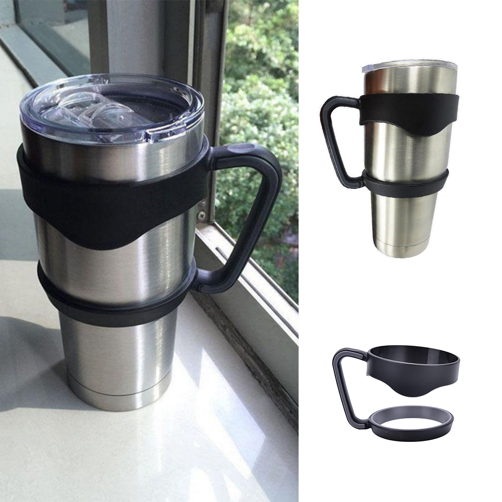 Handle For 30Oz Stainless Steel <font><b>Yeti</b></font> <font><b>Rambler</b></font> Insulated <font><b>Tumbler</b></font> Mug Coffee <font><b>Cup</b></font> <font><b>High</b></font> <font><b>Quality</b></font>