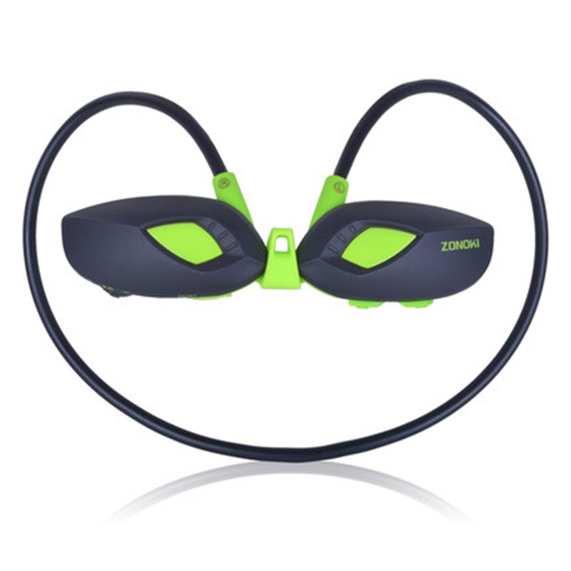 bilder für Zonoki M5 Bluetooth Kopfhörer 4G Speicherkarte Fitness Running Earpods Drahtlose Kopfhörer MP3 MP4 MP5 Musik-player Headset