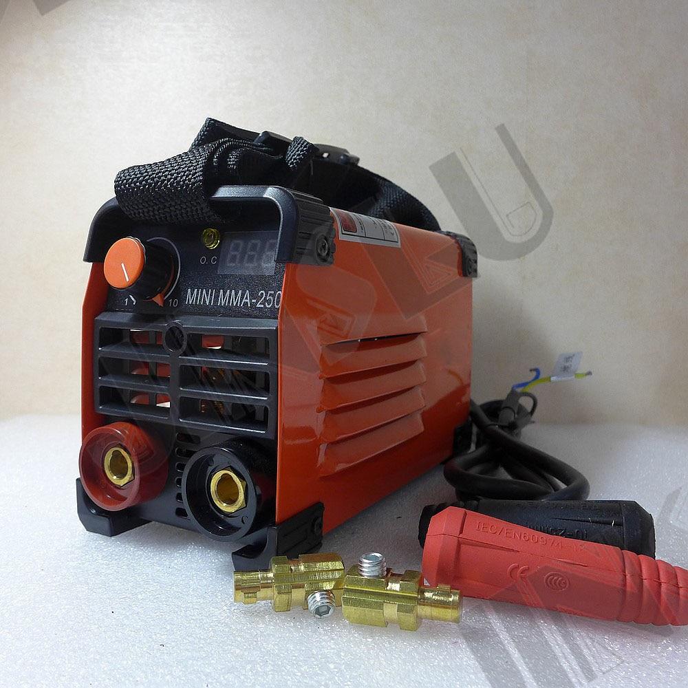 120A 180 250V Compact Mini MMA Welder Inverter ARC Welding Machine Stick Welder