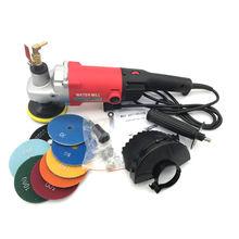 7 шт электрические полировальные насадки для мрамора и гранита