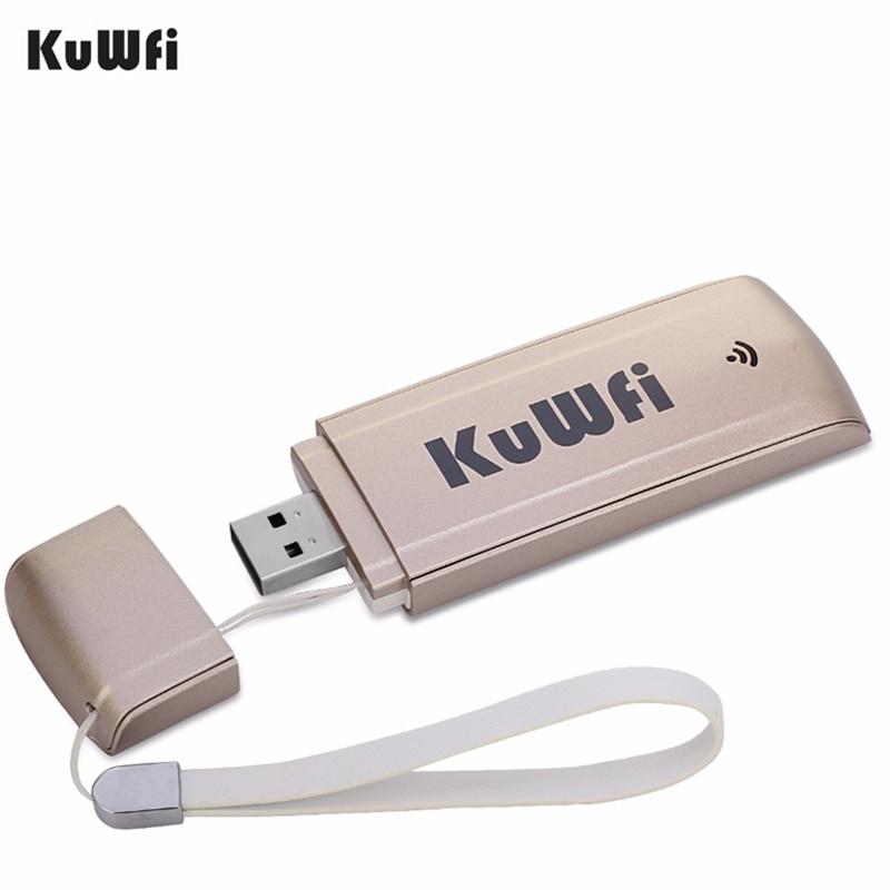 <font><b>KuWFi</b></font> 4G <font><b>Modem</b></font> LTE <font><b>WiFi</b></font> mini 3G <font><b>WiFi</b></font> Router SIM Slot for