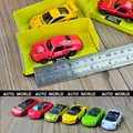 Children Kid cars miniatures hot sale race cars scale models mini alloy cars toy for