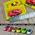 Los niños Kid venta caliente coches de carreras de coches miniaturas escala modelos mini aleación de coches de juguete para