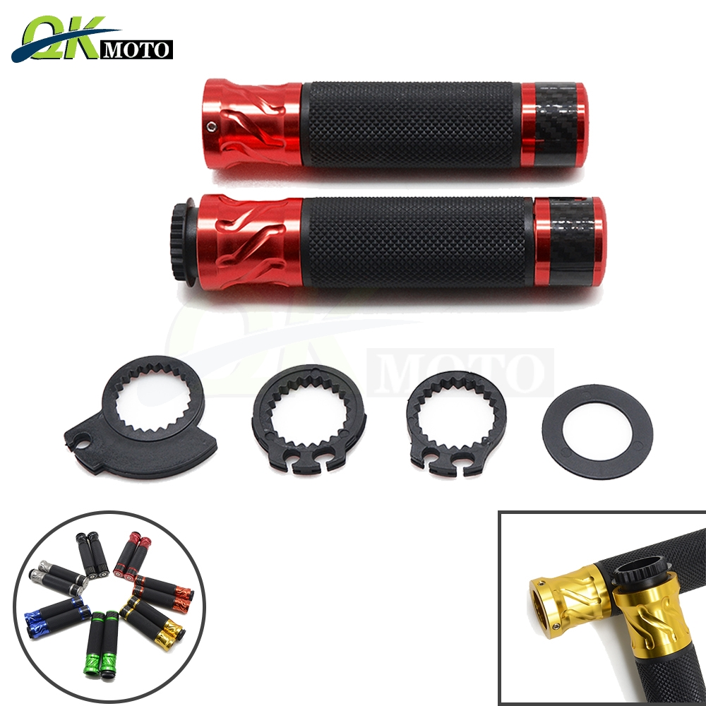 Motorcycles Hand Grip Set Motor Hand Grips Hand Bar For Aprilia Tuono V4R Buell Ulysses XB12X Bmw R1150GS Adv Ducati Monster 600