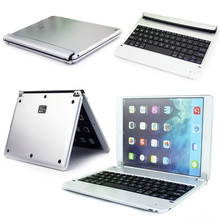 Newest Best Price Thin Smart Cover Wireless Bluetooth Keyboard Stand Case For iPad 6 Air 2 H1T07(China)