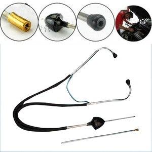 Image 2 - Car Stethoscope Auto Mechanics Engine Cylinder Stethoscope Hearing Tool Car Motorcycle Diagnostic Engine Tester Diagnostic Tool