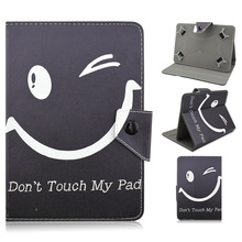 PU Leather Universal 10 inch Tablet PC Case Flip Stand Cover For Tablet Irbis TW21 10.1 inch Funda Para+Center flim+pen KF492A