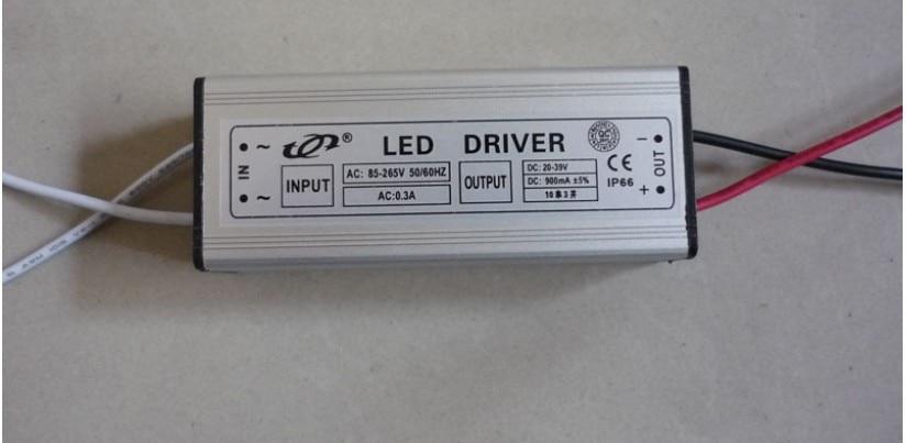 10 piezas de la serie 10 3 paralelo 30 W de luz LED conductor 900MA 0.9A corriente constante IP66 impermeable DC20-39Vf Luz LED con Clip, luz de lectura de 10 niveles de brillo con cuello Flexible, luz de cuidado de ojos USB, 5W Negro para escritorio, Piano, cabecero