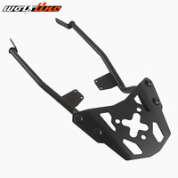 For 2014 2017 Yamaha MT FZ 07 FZ07 MT07 FZ 07 MT 07 2015 2016 Motorcycle Luggage Top Rear Rack Carrier Fender Support w/hardware