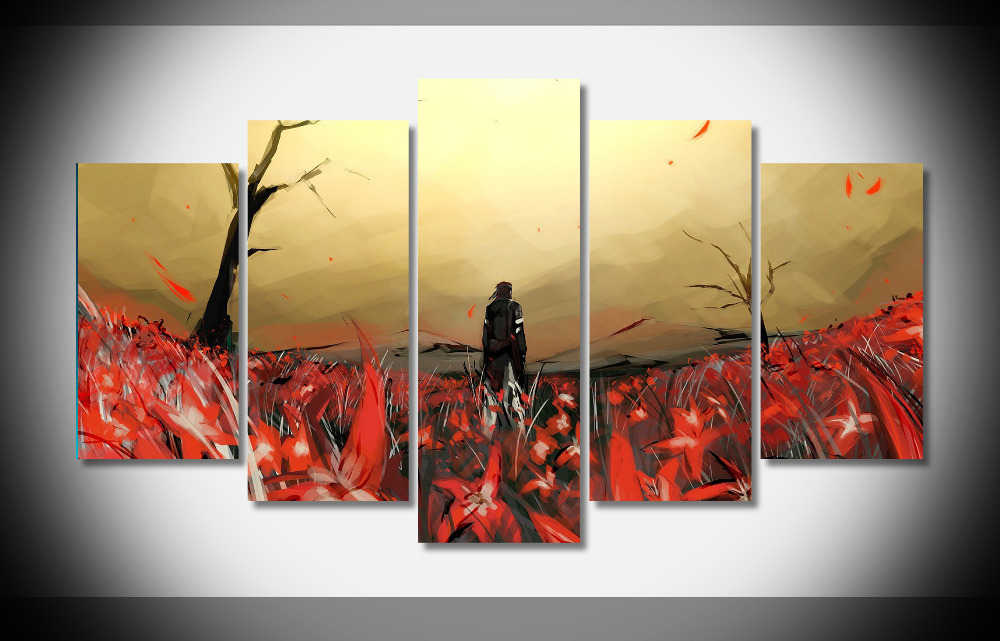 7268 Metal Gear Solid Poster Wood Framed Gallery Wrap Art