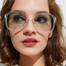 GIFANSEE women Square sunglasses 2020 retro big frame oversi
