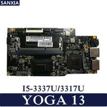 цена на KEFU Laptop motherboard for Lenovo YOGA13 YOGA Test original mainboard I5-3337U/3317U