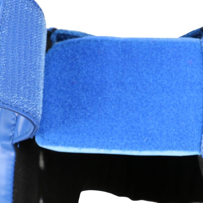 Hot koop bokshelm Rood blauw volwassen Kinderen kickboksen vechten - Sportkleding en accessoires - Foto 6