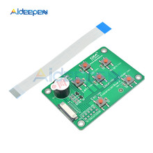 I/O Expansion Board With 8 Pin FFC Cable For Nextion Enhanced HMI Intelligent LCD Display Module With LED Buzzer Switch(China)