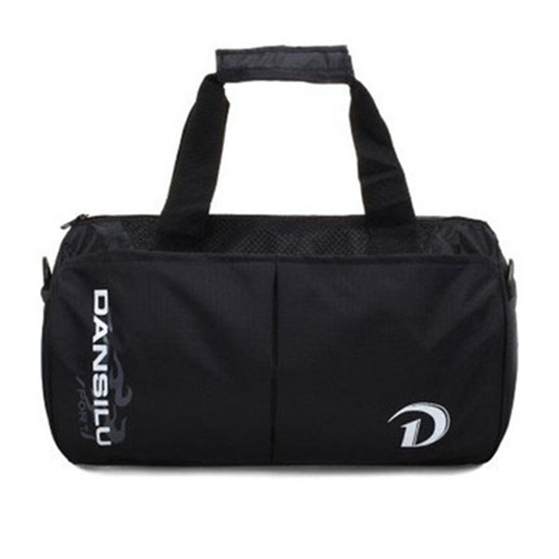Men Letter Travel Bags Fashion High-capacity Zipper Portable Bags Wear-Resisting Waterproof Travel Duffle Outdoors Traveling Bag