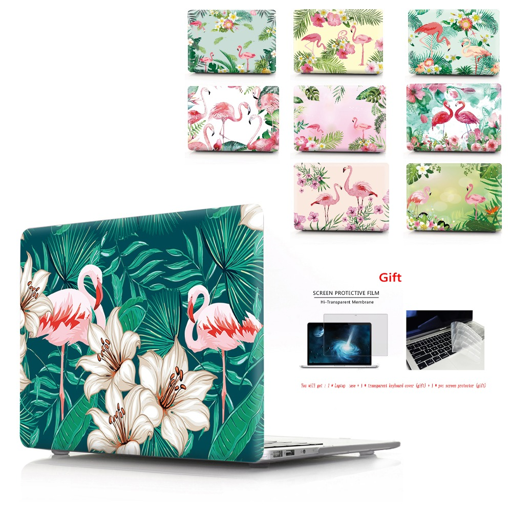 New notebook case for Macbook Air 11 13 Pro Retina 12 13 15 inch Colors Touch Bar for New Air 13  or New Pro 13 15-in Laptop Bags & Cases from Computer & Office