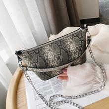 купить Female Crossbody Tote Bags Women 2019 Quality Leather Luxury Handbags Designer Sac Main Ladies Serpentine Shoulder Messenger Bag по цене 797.23 рублей