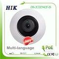 Hik 4MP Upgradable 360 degree fisheye IP Network Camera DS-2CD2942F-IS POE / Audio / Alarm onboard storage Slot