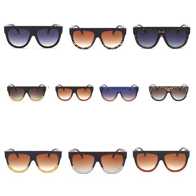 WISH CLUB 2017 Brand designer Sunglasses Women Gradient Lens Sun glasses Men Full Frame Shades Ladies Glasses Unisex oculos