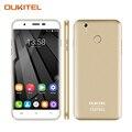 U7 oukitel plus 5.5 polegada smartphone com tela hd 2 gb de ram + 16 gb rom celular mt6737 quad-núcleo android 6.0 do telefone móvel