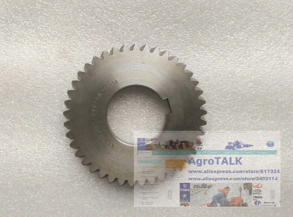 Changchai ZN390T engine parts, the oil pump driving gear, part number: N85-04010A new high quality meat grinder parts diameter 48 mm blade mincer knife fits moulinex free shipping