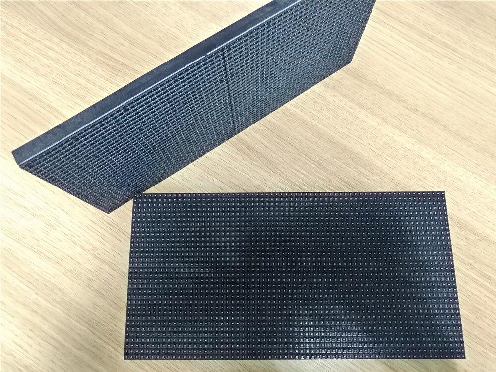 2pcs/lot indoor ph5mm smd2121 black led 1/16scan drive duty size 320x160mm led module