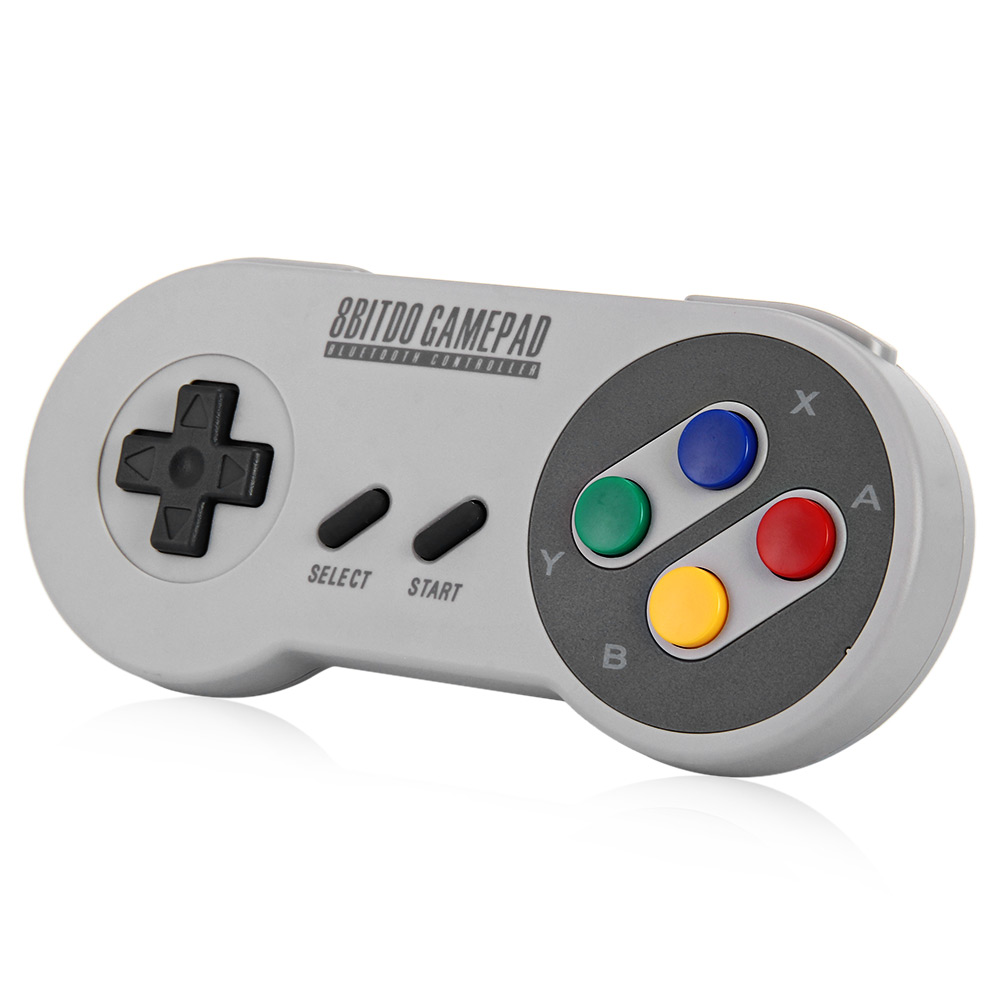 8Bitdo SF30 Wireless Bluetooth Controller Dual Classic Joystick for iOS Android Gamepad PC Mac Linux Support USB Port