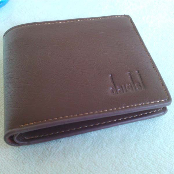 New styple tri-fold  leahter and PU men wallet  / functional  wallet for men  / organizer wallet / factory competitve price