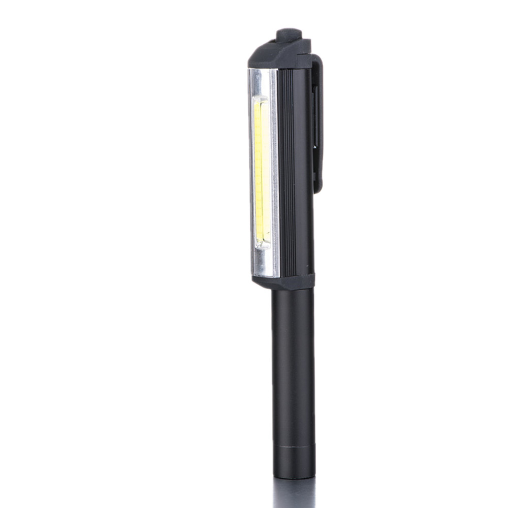 [TAIYI] Aluminiumlegierung Körper Qualität Multifuction COB 3 * AAA Magnet Mini Pen LED Taschenlampe