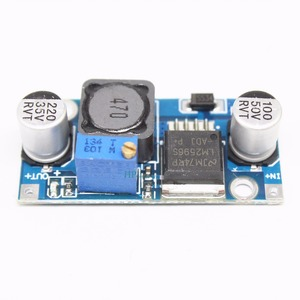 Image 2 - 100PCS LM2596 Buck Power Module 3A adjustable Buck module stabilized over LM2576