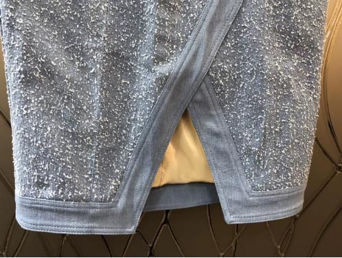 La Sac Sur Nouveau Jeans Sous Or Fourche Hanche Printemps 2018 Européenne De Femmes Propagation Jupe Boucle 7xUqRIHU