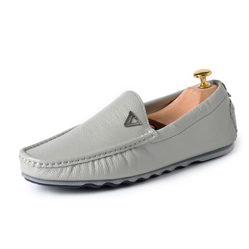 Genuine Leather Moccasins Men Shoes Classics England Slip-on Loafers Black Soft Breathable Leisure Flats Driving Shoes H271 35 handmade genuine leather men s flats casual haap sun brand men loafers comfortable soft driving shoes slip on leather moccasins