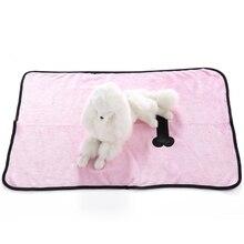 Warm Pet Dog Blanket Puppy Sleep Dogs Mat Small Large Size Dog Blanket Towel Winter Pet Mat for Dog Cats Pet Supplies